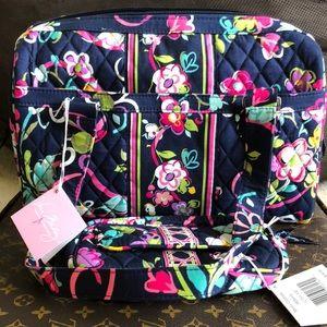 Caroline Ribbons Vera Bradley shoulder bag